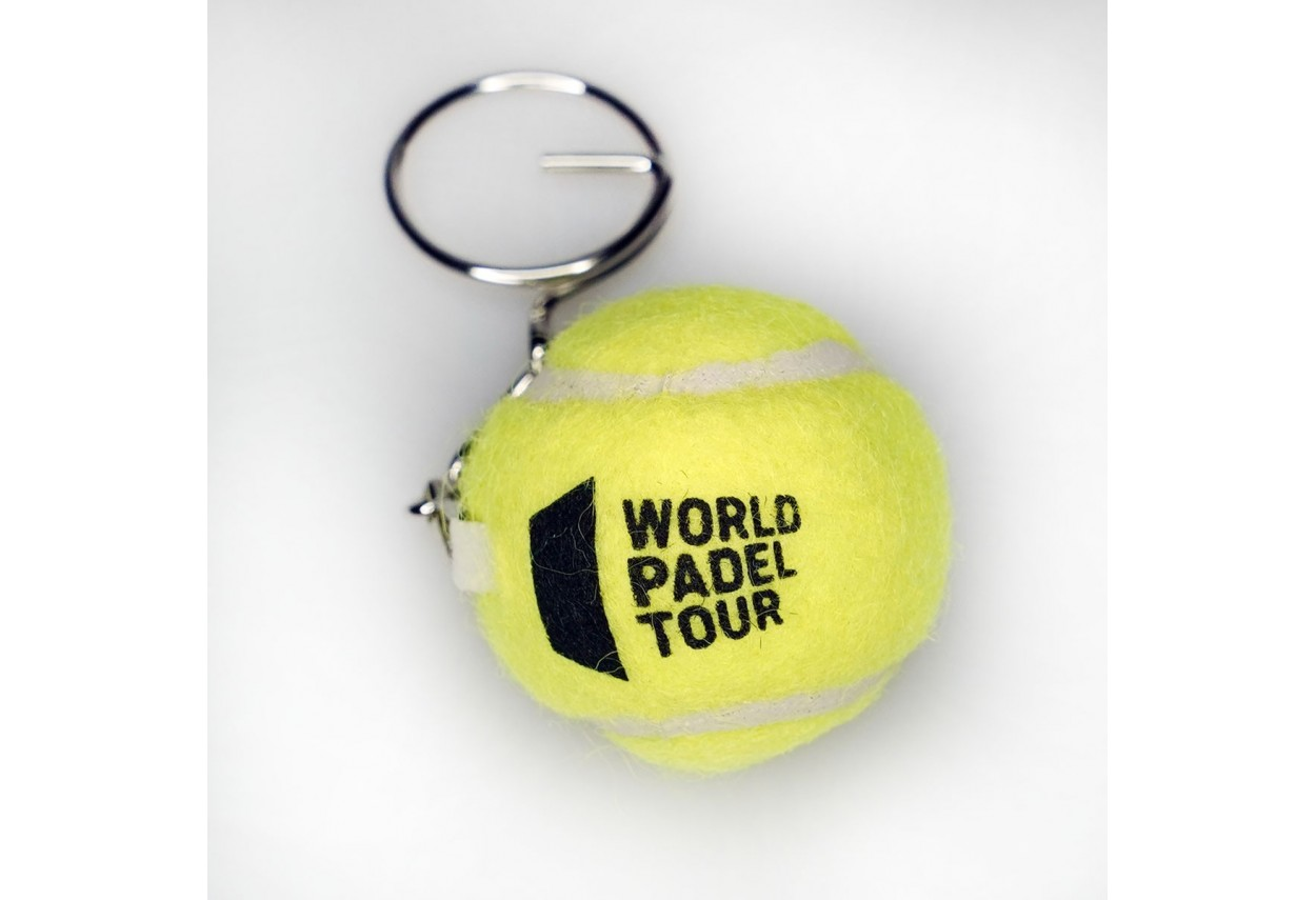 Official ball keychain