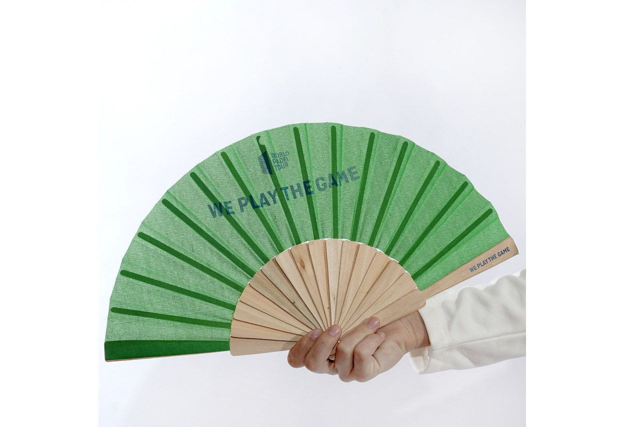 Exhibition fan