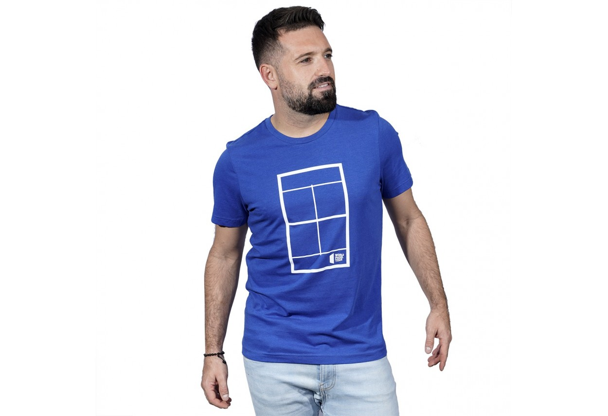 "Camiseta Pista ""World Padel..."