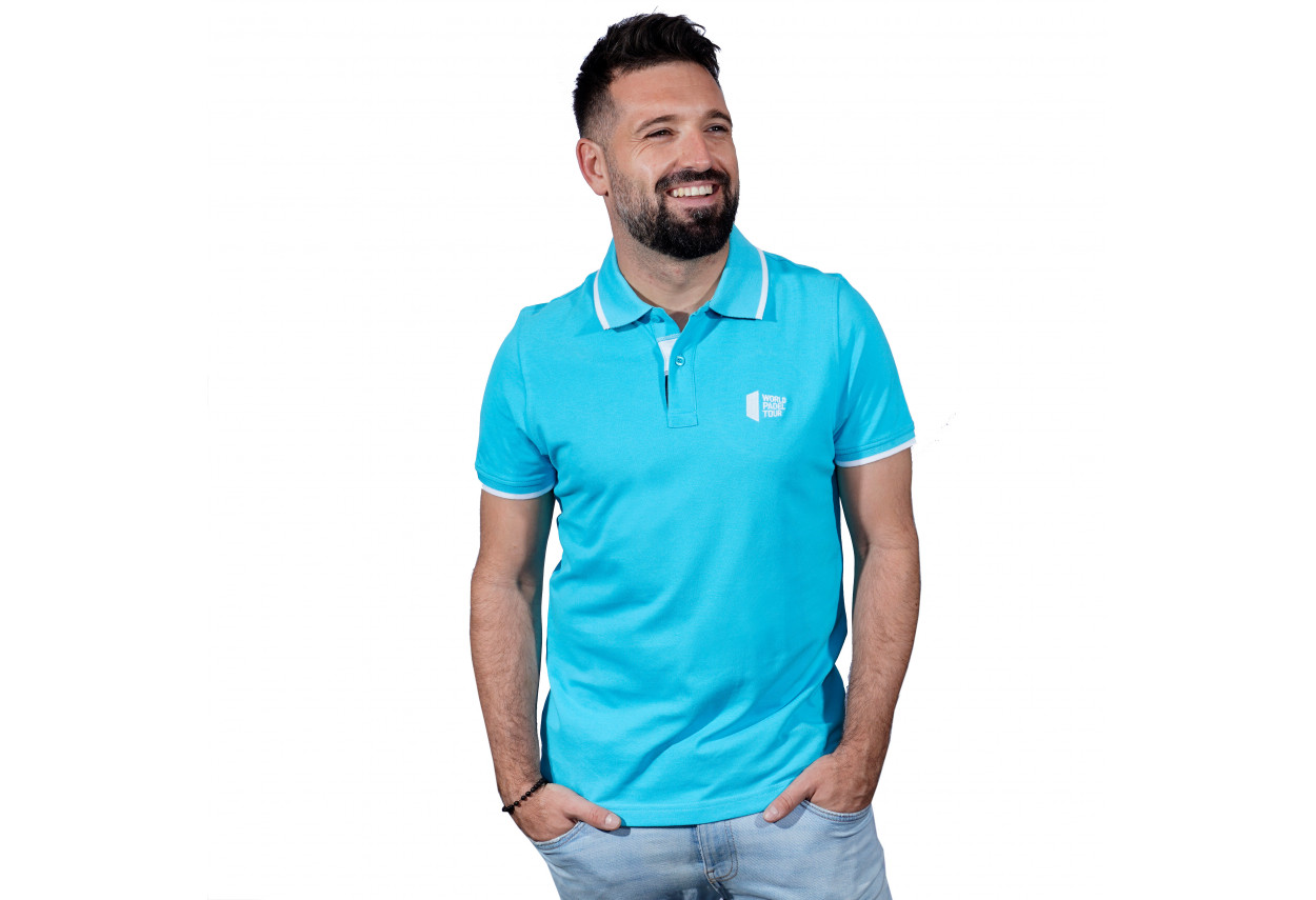 Open Polo shirt