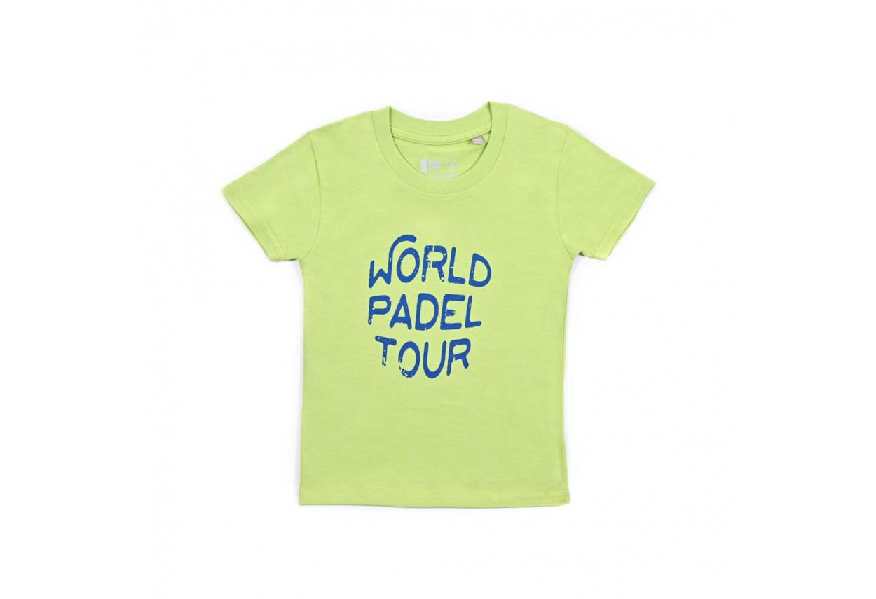 Camiseta Verde Kids